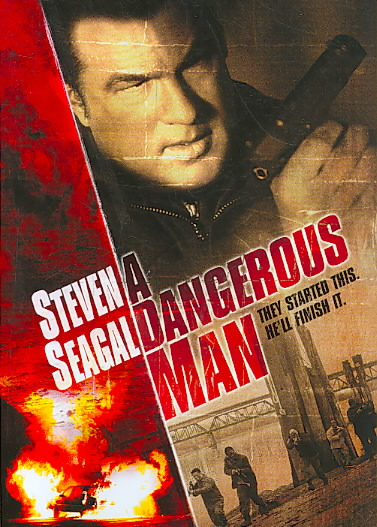 DANGEROUS MAN BY SEAGAL,STEVEN (DVD)